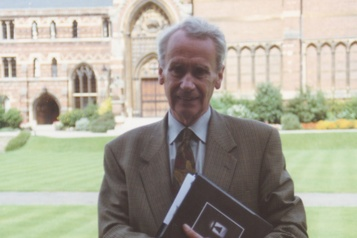 Mort du fils aîné de Tolkien, infatigable promoteur de son héritage littéraire