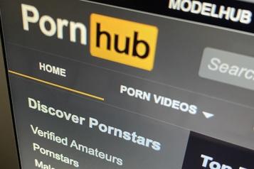 Comité d'éthique de la Chambre des communes Des femmes témoignent contre Pornhub)