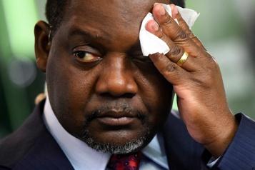 Le gouvernement centrafricain a démissionné)