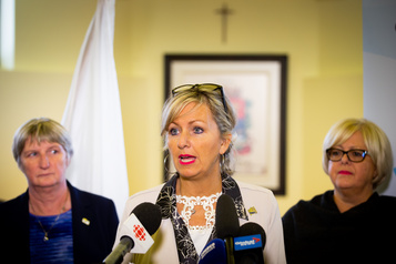 Québec débloque 17,5 millions pour les sinistrés de Sainte-Marthe-sur-le-Lac