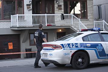 Fusillades à Montréal Ne pas être un singe dansla cité)