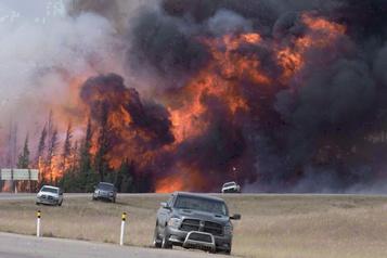 Les incendies de forêt menacent de plus en plus la santé