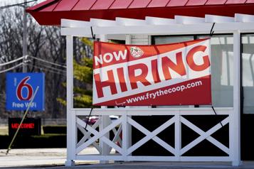 États-Unis Les inscriptions au chômage au plus bas depuis le début de la crise)