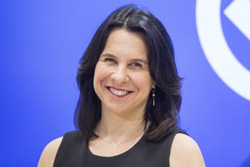 Gouvernement libéral minoritaire: Valérie Plante optimiste pour la ligne rose