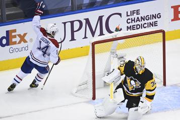 Canadien3 –Penguins2: la recrue qui sauve la mise)