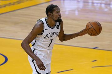 Nets Une absence prolongée pour Kevin Durant)