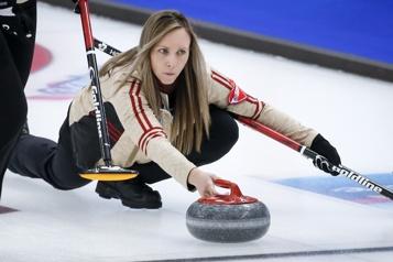 Tournoi des cœurs Scotties Rachel Homan passe en finale)