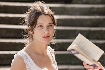 Une jeune fille qui va bien Sandrine Kiberlain passe à la réalisation)
