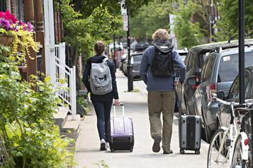 Fêtes privées et COVID-19 Airbnb sévit à Montréal)