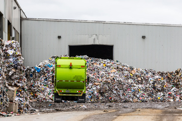 Recyclage: quatre centres de tri ont l'intention de fermer