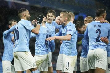 Ligue des champions Manchester City élimine le PSG et passe en finale)
