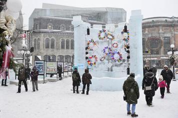 Le coup d'envoi du 67eCarnaval de Québec est donné)