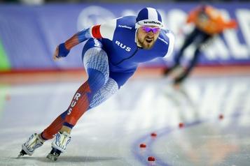 Les Russes dominent l'Ovale olympique de Calgary