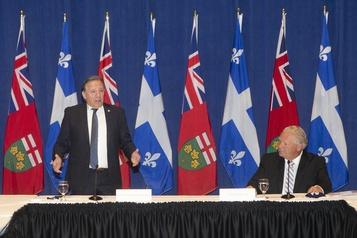 Transferts en santé Front interprovincial à Ottawa)