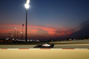 Formule 1 Essais hivernaux : trois jours, c'est tout!)