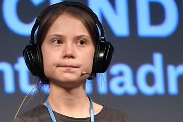 «Nous ne pouvons pas attendre plus longtemps», dit Greta Thunberg