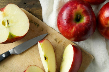 Une nouvelle variété de pommes lancée aux États-Unis