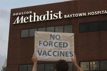 Vaccination obligatoire 150 employés forcés de quitter leur poste dans un hôpital de Houston)