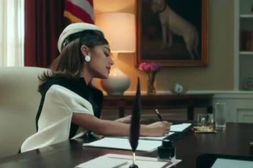 Ariana Grande, présidente des États-Unis)