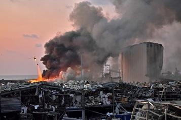 Le nitrate d'ammonium, cause de nombreuses explosions accidentelles)