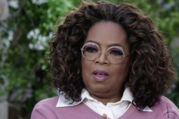 Après l'interview choc d'Oprah, son lunetier suisse très sollicité)