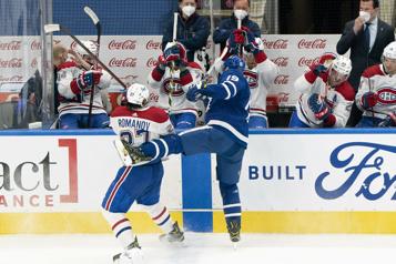 Une série qui pourrait raviver la rivalité Canadien - Maple Leafs)