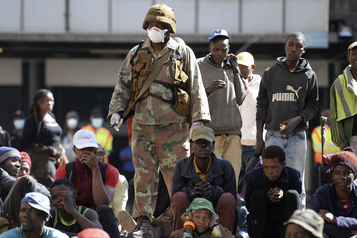 «Évolution dramatique» de l'épidémie en Afrique