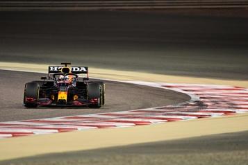 Grand Prix de Bahreïn Max Verstappen domine les premières séances d'essais libres de la saison)