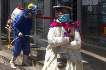 Le bilan de la pandémie dans le monde: plus de 3031000 morts)