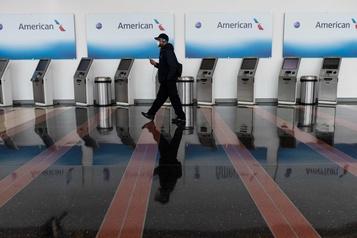 American Airlines licenciera 19000salariés à compter de jeudi)
