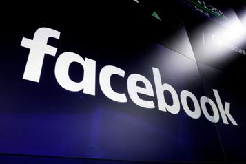 Facebook joue les pubs ciblées et la défense des PME contre Apple)