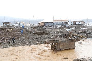 Sibérie: trois arrestations après la rupture meurtrière d'un barrage