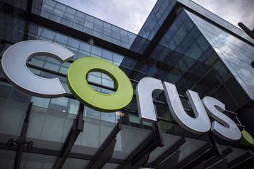 Profits en hausse et revenus en baisse pour Corus)