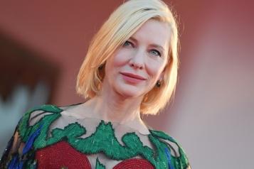 Cate Blanchett aura sa galerie d'art)