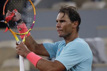 Roland-Garros Nadal domine Egor Gerasimov)