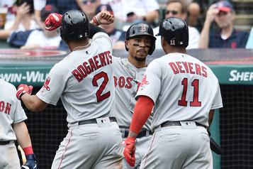Les Red Sox achèvent une saison décevante