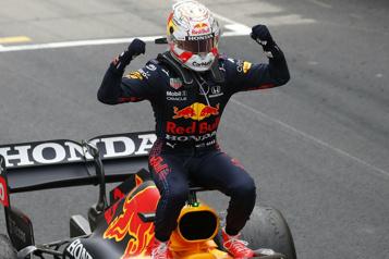 F1-Grand Prix de Monaco Verstappen et RedBull prennent le pouvoir)