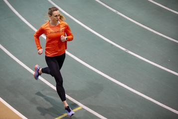 Athlétisme La double vie de Maïté Bouchard)