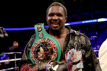 Soupçonné de dopage, Dillian Whyte est suspendu par le WBC