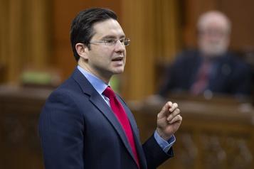 Les conservateurs attaquent Trudeau sur le «reset» et proposent leur version)