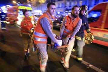 Procès du 13— Novembre «Il faut qu'on y aille»: le premier policier dans l'enfer du Bataclan)