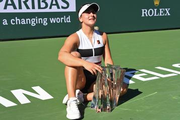 Bianca Andreescu sera présente à Indian Wells
