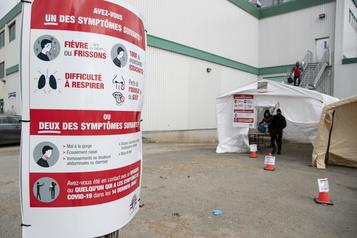 Éclosion chez Olymel à Vallée-Jonction Une quarantaine de travailleurs infectés)