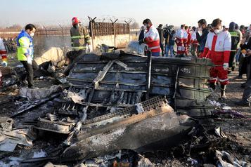Écrasement en Iran: la GRC aide à identifier les victimes