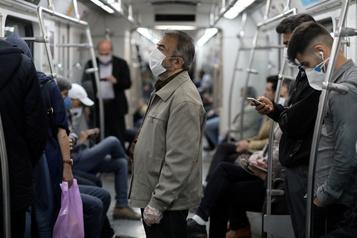 Iran: le bilan des contaminations atteint 150000)
