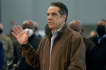 État de New York Deux juristes nommés pour enquêter sur les accusations visant Andrew Cuomo)
