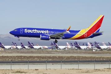 Réduction drastique des vols pour les compagnies aériennes américaines)