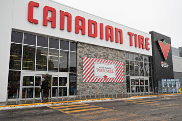Canadian Tire nomme Gregory Craig chef des finances