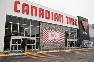 Canadian Tire nomme Gregory Craig chef des finances