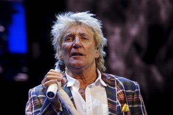 Rod Stewart accusé d'avoir frappé un garde lors d'une soirée de Nouvel An